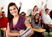 Curso nivelación exámenes de grado colégio (bachillerato) pruebas senescyt