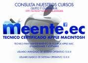 Curso reparacion y mantenimiento equipos apple macintosh 0990329052