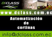 Automatizacion de cortinas
