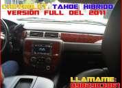 Chevriket tahoe hibrido full version 2011