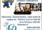 Tvcable satelital prepago recarga cuando quieras desde  $7,00