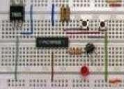 Curso de electrónica y fabricación de placas pcb