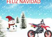 Mini moto cross 49cc → regalo perfecto