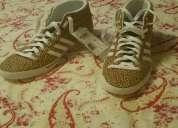 Zapatos adidas animal print
