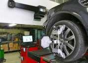 Servicio tecnico mantenimiento y venta de maquinaria para tecnicentros y talleres automotriz