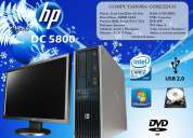 computadores hp core2duo de oportunidad