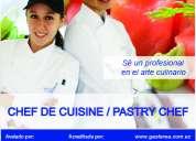 curso de chef profesional de cocina