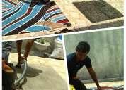 Lavado de alfombras a domicilio guayaquil