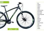 bicicletas ec2 king aro 26 aluminio shimano ace advance bmx