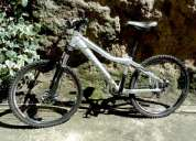 bicicleta jamis komodo i , para downhill o cross country
