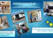Sertransmukar servicio de transporte, mudanzas y personal 0998421