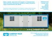 Campertech venta y construcción de campers
