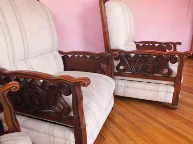 Juego de muebles usados cuenca queda en la ciudadela for Muebles usados gratis