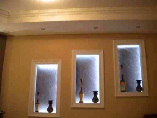 Remodelacion insta gypsum cielo raso pisos paredes for Modelos de cielo raso para salas