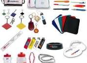 ArtÍculos promocionales para oficina (bolígrafos, lápices, carpetas, portalápices, pendrives, et