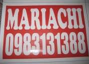 Precios  en quito 40$ mariachi tenampa 0983131388 en el sur