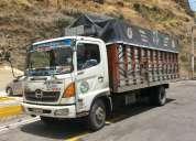 Transportes flores dispone de camiones para fletes y mudanzas