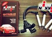 Cables de bujia de alto rendimiento para chevrolet corsa - chevy taxi - opel astra - opel zafira