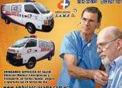 Ambulancias same, cobertura de eventos, traslados, cobertura de eventos, traslados, emergencias