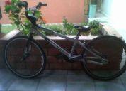 Hermosa bicicleta haro junior