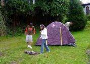 Camping / acampar en el volcan cotopaxi  www.huagracorral.com