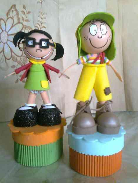 Sorpresa de fomix para niños - Imagui