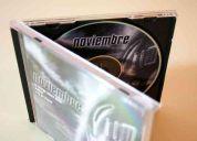 Laboratorio de impresión de  cd y el grabado  de disco original