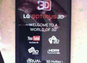 Vendo lg optimus 3d (p920)