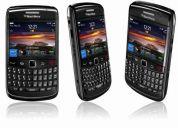 Vendo blackberry 9780 bold 3 nuevo *desbloqueado* color negro / $390