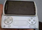 Sony ericsson xperia play 380mb ram 315rom 8mpx 8gb android gratis cargador de auto, mica