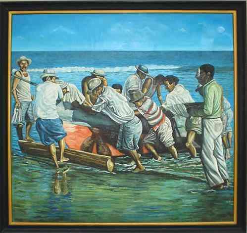Vendo cuadros pintores ecuatorianos guayaquil - Nombres de cuadros famosos ...