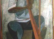 Vendo pintura del maestro gilberto almeida