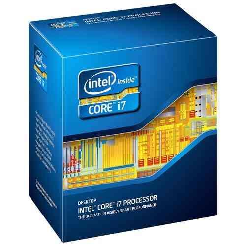 Procesador Intel Core i7-2600k 3.4Ghz Overclocker Desbloqueado LGA1155 TECNOSMART