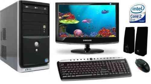 Video porno reloj en la computadora con sonido