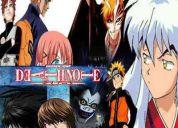 Vendo series de anime