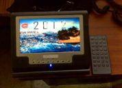 Dvd player portatil remato o cambio por blackberry doy diferencia!!!
