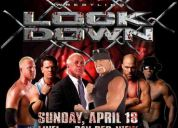 Eventos ppv tna wrestling