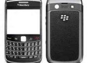 Carcasa para blackberry bold 2 (9700) original , color negro +  regalos extras!