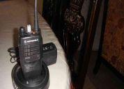 Vendo radio motorola ht-750