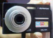 Vendo camara olympus 8.0 megapixeles, excelente y baratisimaa! incluye la memoria de 1 gb