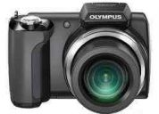 olympus sp-610uz 14 mp 3 inch lcd camara digital negra