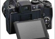 Nikon coolpix p500 - cámara digital - 12.1 megapíxel - zoom x36 video hd