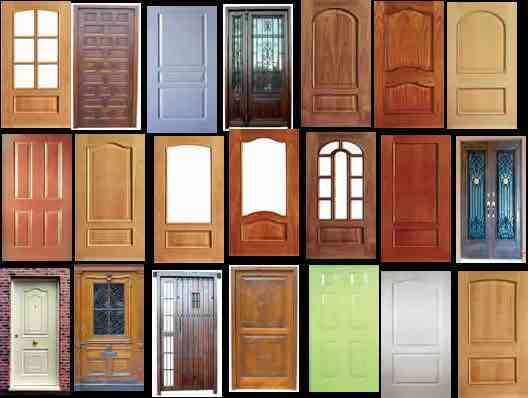 Puertas de laurel y teca precios economicos guayaquil Muebles de teca interior