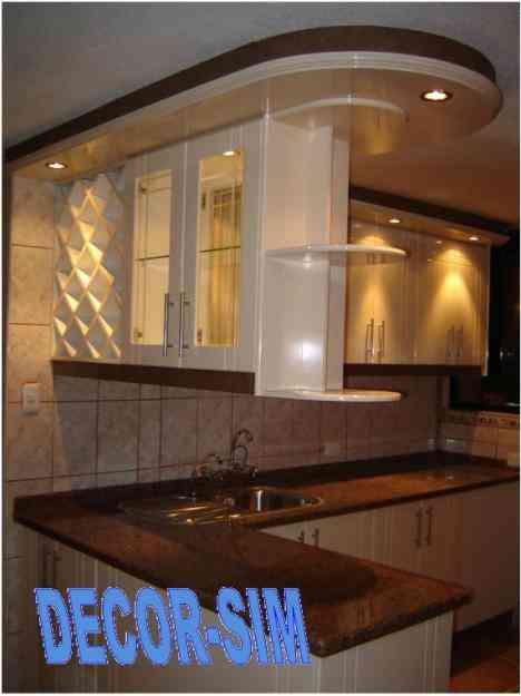 Muebles de cocina actual decor sim quito hogar for Medidas de anaqueles de cocina