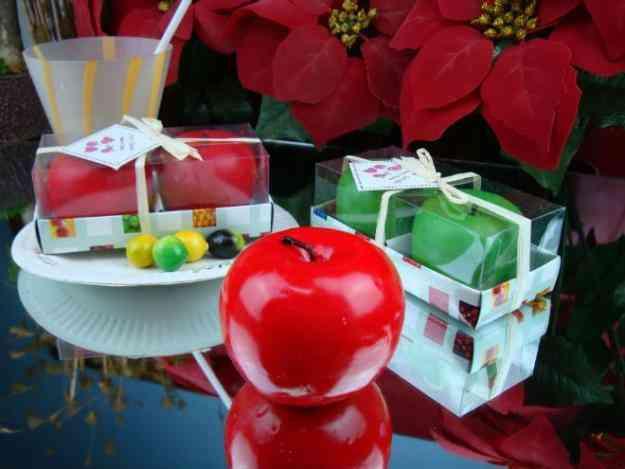 Velas decorativas en cera y gel y otros accesorios de for Vallas decorativas para jardin