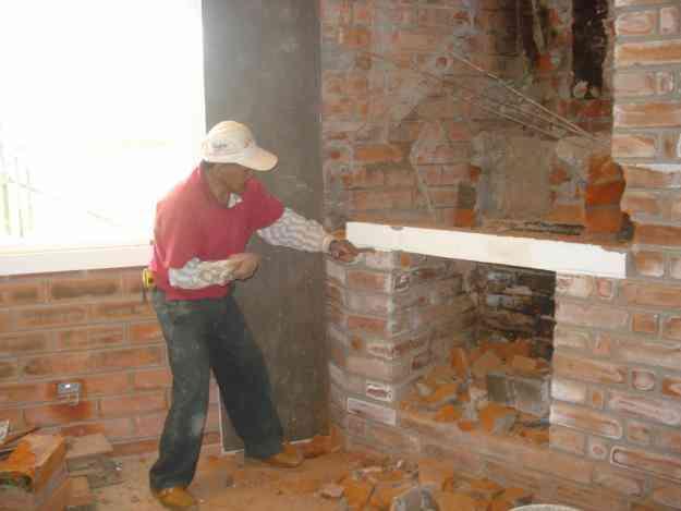 Chimeneas a le a mal construidas quito hogar - Diseno de chimeneas para casas ...