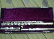 Vendo flauta traversa $400