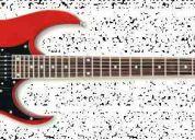 Guitarra ibanez gio grg150+estuche