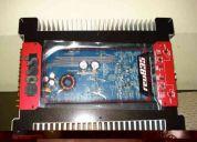 De oportunidad vendo planta amplificador boss audio systems riot