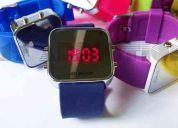Vendemos reloj led watch con luces envio a todas las provincias